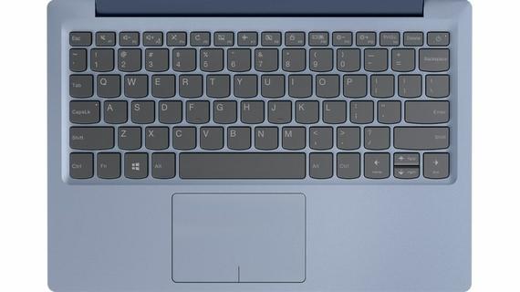 Ergonomic keyboard & touchpad