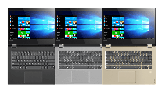 Lenovo Yoga 520 14ikbr Intel Core I7 8550u 8gb Ram 1tb Hdd 14 Inch