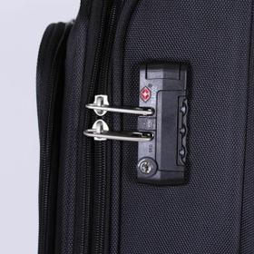 """مجموعة قفل مدمج معتمد من إدارة أمن النقل """"TSA"""""""