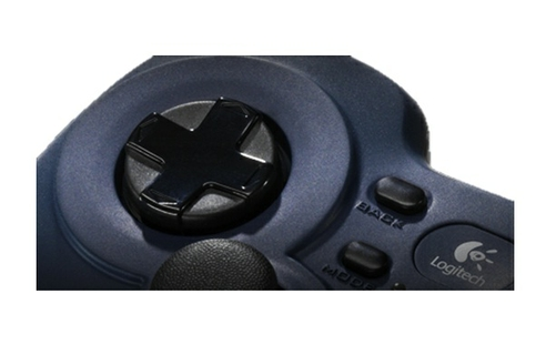 Exclusive 4-switch D-pad