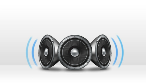 HP Audio Stream. A truly powerful audio experience