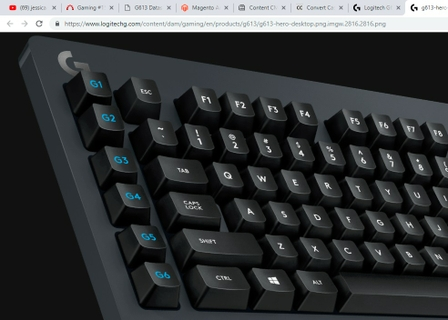Logitech G613 Wireless Mechanical Gaming Keyboard | Xcite Kuwait