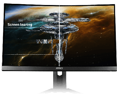 SMOOTH OUT YOUR GAMEPLAY WITH AMD® FREESYNC