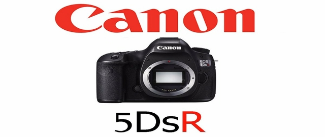 Canon EOS 5DS R 50.6MP Full Frame DSLR Camera (Body Only) | Xcite ...