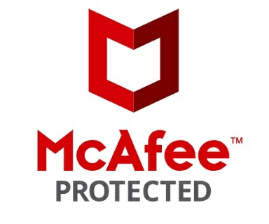McAfee Protected