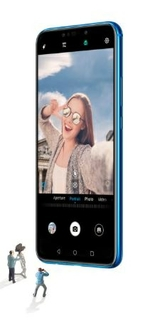 Dual Front Cameras, AI Selfie Superstar