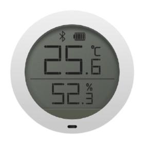 ضمان نتيجة دقيقة لاستشعار درجة الحرارة والرطوبة