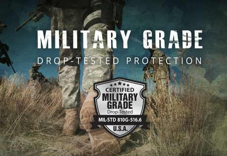 Military Standard Drop Tested