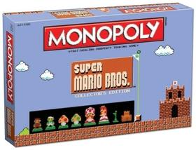 لعبة مونوبلي : إصدار سوبر ماريو بروز الجامعي