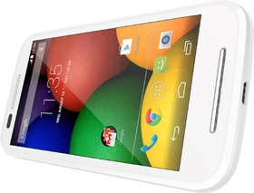Motorola Moto E 4GB 3G/Wi-Fi 5MP 4 3-inch Dual Sim