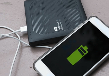 Recharge Your Mobile Battery