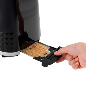 Removeable Crumb Tray