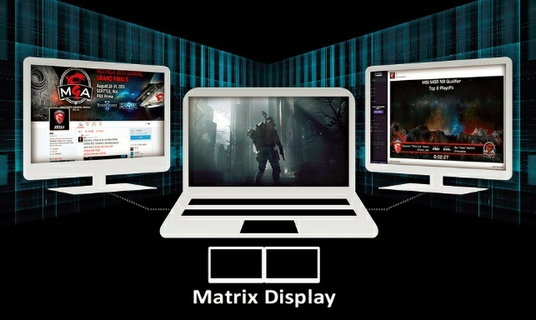 Multi-task With Up To 3 Monitors