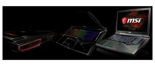 GT75 TITAN 8RG | Gaming Laptop | MSI | Xcite Kuwait
