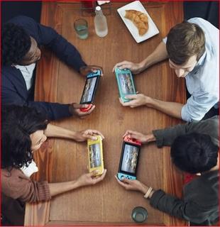 أفضل معًا: خيارات الألعاب متعددة اللاعبين
