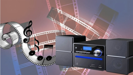 Enjoy Both Music And Movies