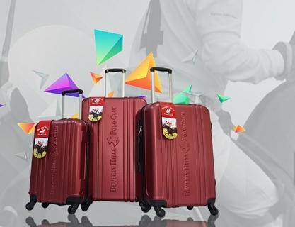 Unity ABS Trolley Luggage