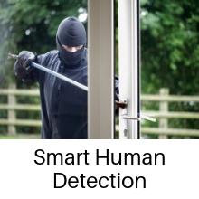 Smart Human Detection