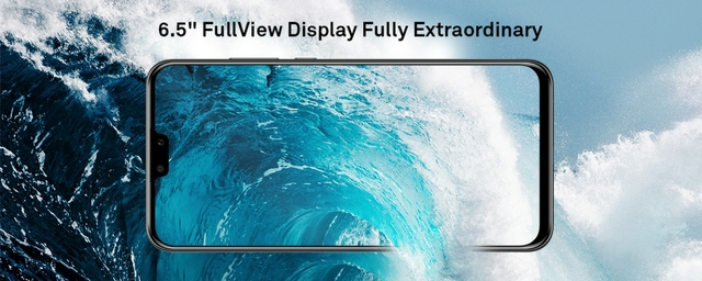 6.5 Inches FullView Display Fully Extraordinary