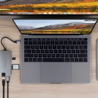 Slimmest & Most Compact 8-in-1 Hub