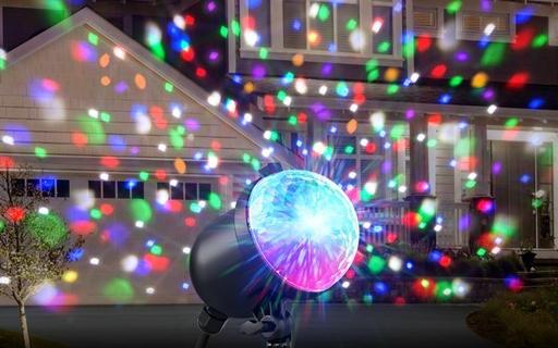 Long-lasting LED dome