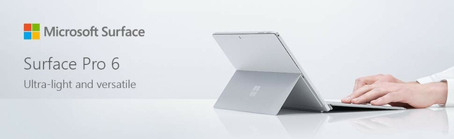 NEW Surface Pro 6