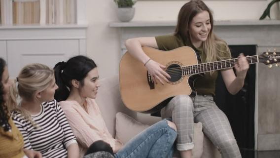 Wansa Acoustic Guitar