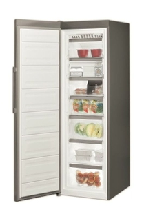 All-around Cooling: Cools every corner of the Upright Freezer