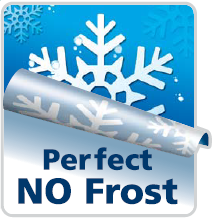 Perfect No Frost Technology