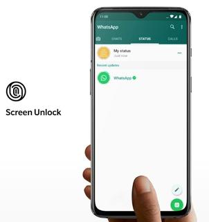 Screen Unlock Unlock The Speed.