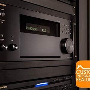 Onkyo 9 2 Channel 4k Network AV Receiver (TX-RZ730) - Black
