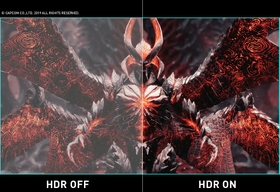 HDR: الشاشة الأكثر حيوية
