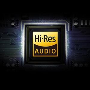 Hi-Res Certified