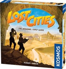 لعبة  المدن الضائعة