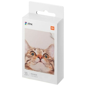 For Xiaomi Mi Portable Photo Printer – Pack of 20 sheets – Size 3″