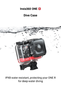 Dive Case for One R - 1 inch edition