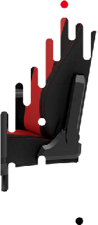 The stable basic structure of the comfortable gaming chairs