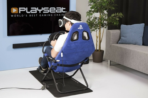 Experience how fun and realistic racing at home