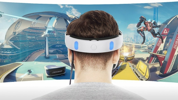 Greatness Awaits With PlayStation VR