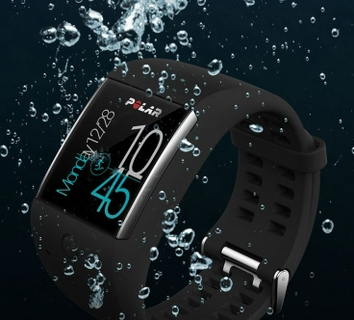 The Waterproof Smartwatch To Track Your Every Move