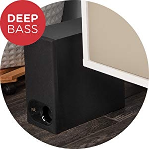 Compact Wireless Subwoofer