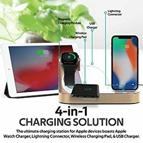 4-in-1 Apple Charging Station