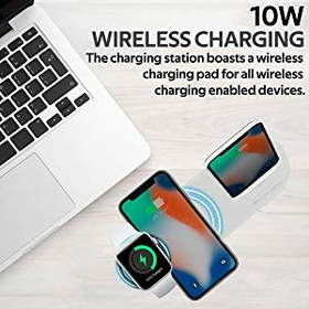 10W Qi Wireless Fast Charge For Your Android And Apple Devices