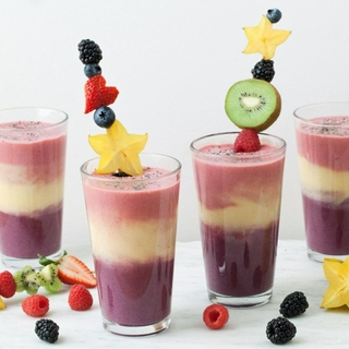 Perfect Smoothie with Princess Blender