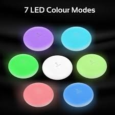 7 Colorful LED Lights