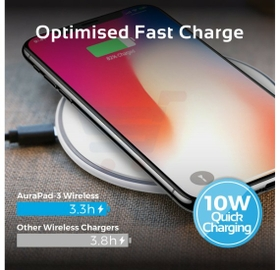 Faster Wireless Charging
