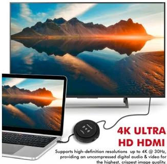 4K HDMI Port