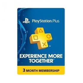 PS Plus 3 Months Membership