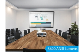 Vivid Clarity in Bright Medium-Sized Conference Rooms