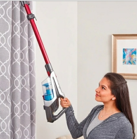 Cordless cleaning performance